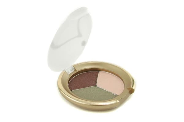 Jane Iredale PurePressed Triple Eye Shadow - Khaki Kraze (2.8g/0.1oz)