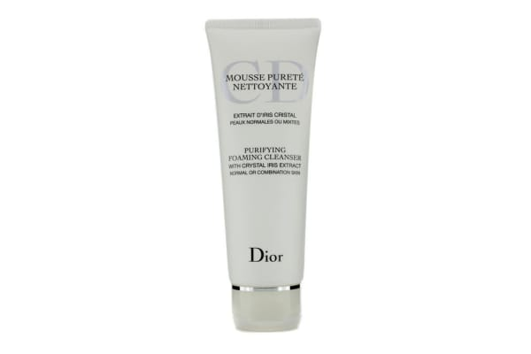 Christian Dior Purifying Foaming Cleanser (Normal / Combination Skin) (125ml/4.3oz)