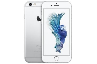 Used as Demo Apple iPhone 6s 64GB Silver (100% GENUINE + AUSTRALIAN WARRANTY)