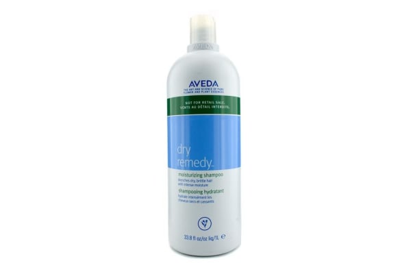 Aveda Dry Remedy Moisturizing Shampoo - For Drenches Dry, Brittle Hair (New Packaging- Salon Product) (1000ml/33.8oz)