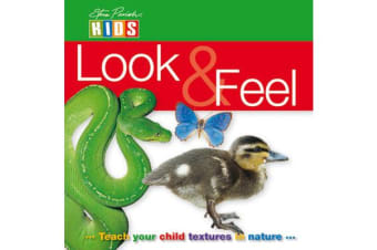 Look and Feel - Teach Your Child Textures in Nature