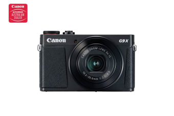 Canon PowerShot G9X Mark II Digital Camera - Black