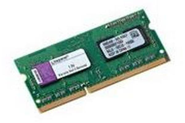 Kingston 4GB (1x4GB) DDR3L SODIMM 1600MHz 1.35V / 1.5V Dual Voltage ValueRAM Single Stick Notebook Memory
