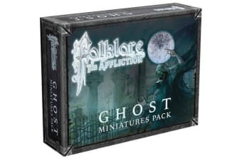 Folklore the Affliction: Ghost Miniatures Pack