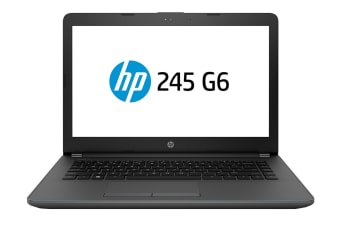 "HP 14"" 245 G6 AMD E2-9000e  8GB RAM 1TB HDD Notebook (2VY22PA)"