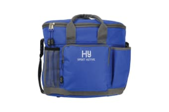 Hy Sport Active Grooming Bag (Regal Blue) (One Size)