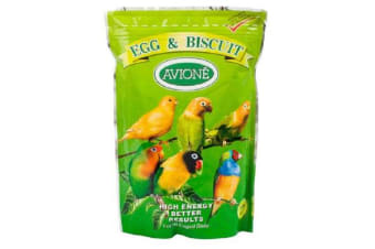 Avione Bird Egg and Biscuit - 1kg