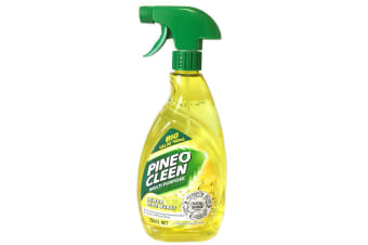 Pine O Cleen Lemon Lime 750mL/Multi Purpose General House/Kitchen Cleaning Spray