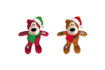 Kong Holiday Wild Knot Bear