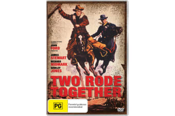 Two Rode Together DVD Region 4