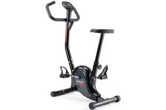 NEW PROFLEX Exercise Bike -Home Gym Fitness Bicycle Trainer Spin Cycle Equipment