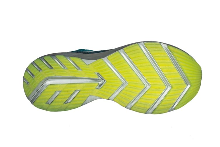 Brooks Men's Levitate 2 (Black/Teal/Navy, Size 8)