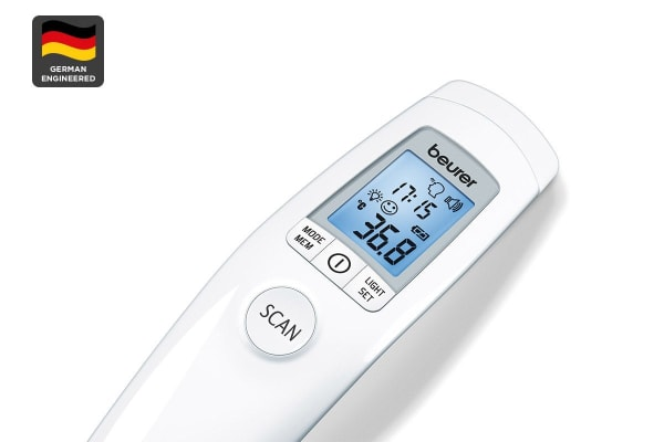 Beurer Infrared Non-Contact Digital Thermometer (FT90)