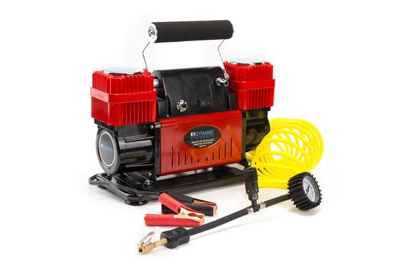 12V Air Compressor 300L/MIN - RED
