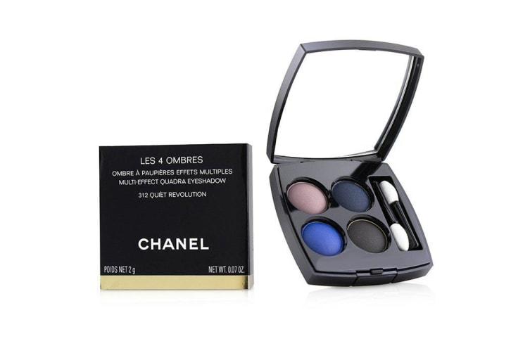 Chanel Les 4 Ombres Quadra Eye Shadow - No. 312 Quiet Revolution 2g