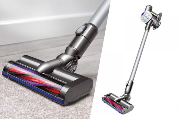 Image of: Amazon Dick Smith Dick Smith Nz Dyson V6 Cordfree Vacuum Cleaner Vacuum Cleaners