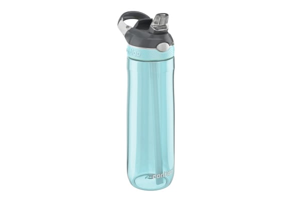 Contigo Autospout Ashland Water Bottle - Iced Aqua