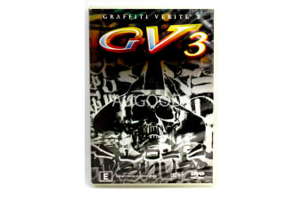 GV3 Graffiti Verite - Series Region 4 Rare- Aus Stock DVD NEW