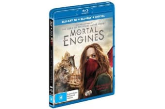 Mortal Engines (3D Blu-ray/Blu-ray/Digital Copy)