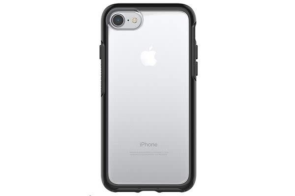 OtterBox 77-53952 Symmetry Clear iPhone 7 Black Crystal