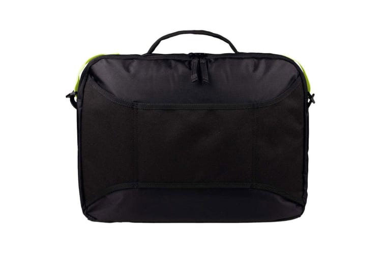 "Arena Fast Coach Sports 15"" Laptop Bag Shoulder Carry Case Universal BLK/Yellow"
