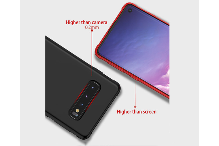 Phone Case Compatible With Samsung Galaxy S10 Shockproof Protective Cover  Samsung s10 plus