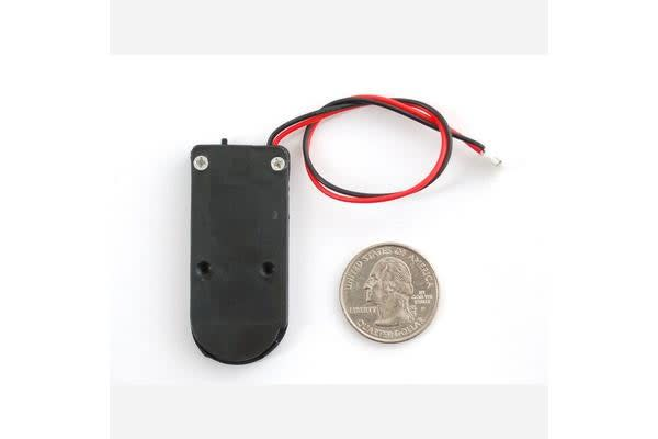 2 x 2032 Coin Cell Battery Holder - 6V output with On/Off switch