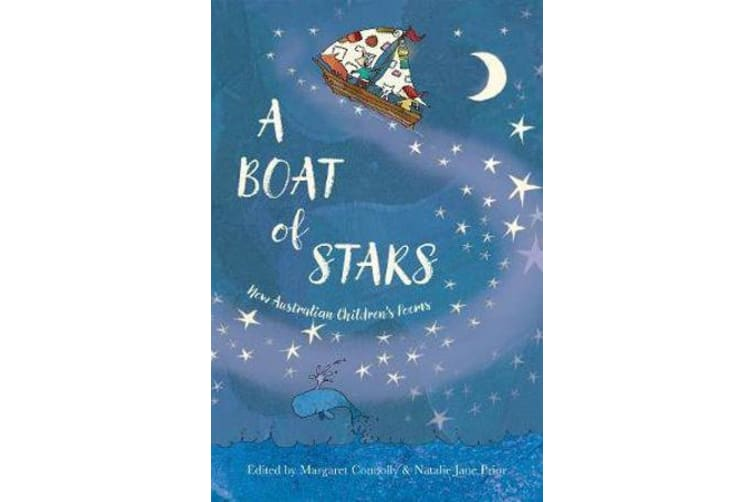 A Boat of Stars - New poems to inspire and enchant