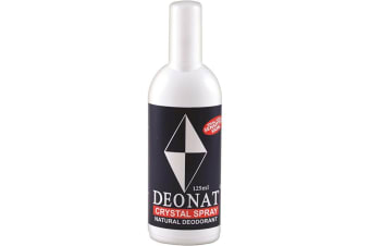 Deonat Crystal Deodorant Spray 125ml