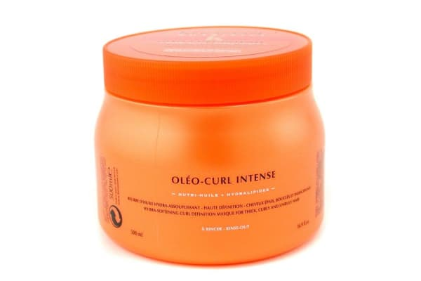 Kerastase Nutritive Oleo-Curl Intense Masque (For Thick, Curly and Unruly Hair) (500ml/16.9oz)