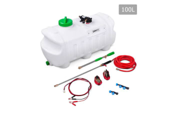 100L ATV Weed Sprayer with 3 Nozzles