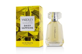 Yardley London Daisy Sapphire EDT Spray 50ml/1.7oz