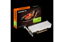 Gigabyte nVidia GeForce GT 1030 Silent 2GB PCIe Video Card 4K @ 60Hz HDMI DVI 2x Displays Single Slot Low Profile 1252/1227 MHz