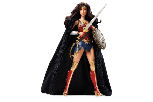 Barbie Wonder Woman Collectable