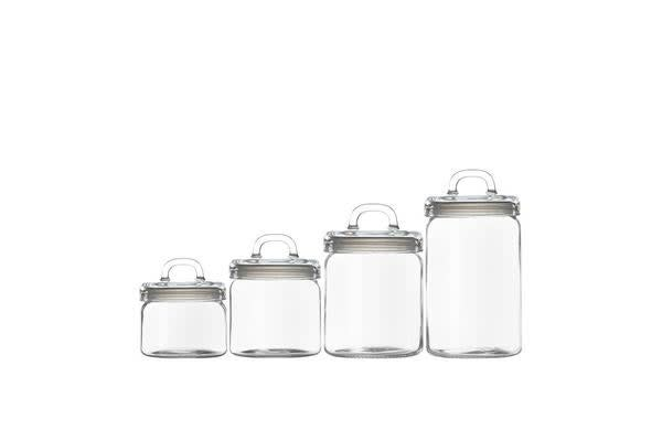 Maxwell & Williams Refresh Canister Set of 4