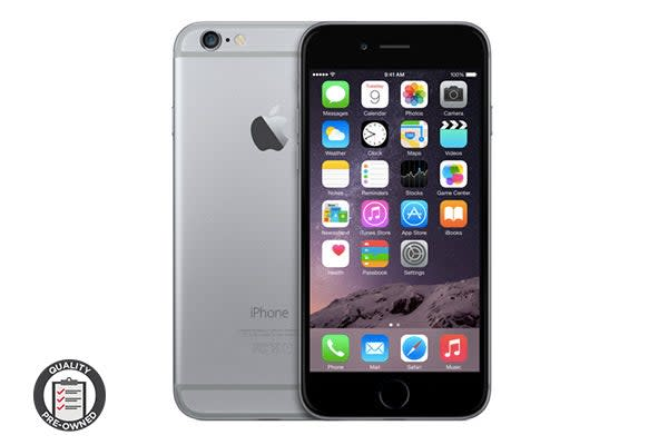 Apple iPhone 6 - Pre-Owned (64GB, Space Grey)
