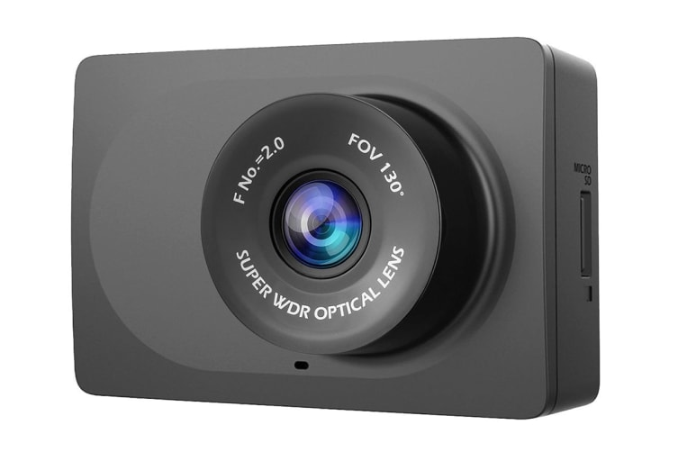 YI Dash Camera (Black)