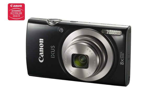 Canon IXUS 185 Digital Camera - Black
