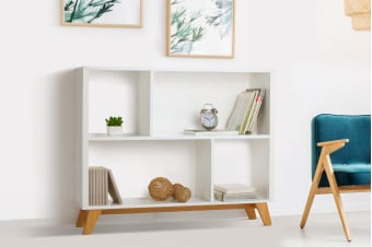 Ovela Shelf - Finse Collection (White)