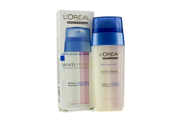 L'Oreal Dermo-Expertise White Perfect Radiance Boosting Double Essence (30ml/1oz)