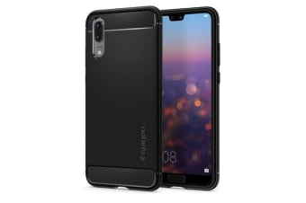 Spigen Huawei P20 Rugged Armour Case - Black