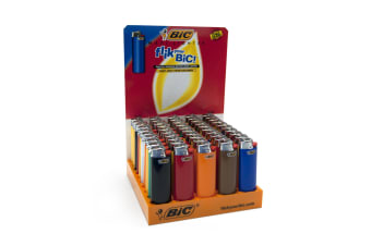 BIC LIGHTER BIC MAXI (J26) WITH CHILD GUARD BX50
