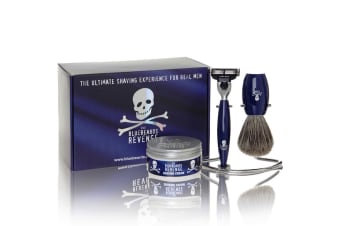 Bluebeards Revenge Privateer Collection Mach 3 Razor Gift Set
