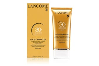 Lancome Soleil Bronzer Smoothing Protective Cream 50ml