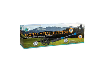 Discovery Adventure LED Digital Metal Detector