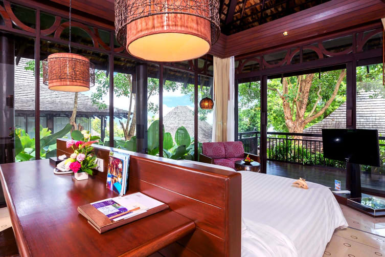 PHUKET: 5 Nights at The Vijitt Resort Phuket Including Flight Credit for Two (Low Season)