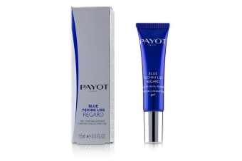 Payot Blue Techni Liss Regard Chrono-Smoothing Gel (For Eye) 15ml/0.5oz