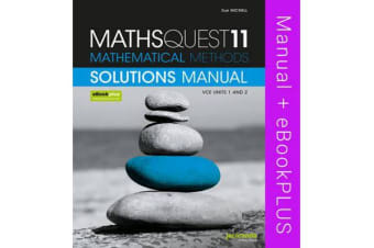 maths quest 11 mathematical methods solutions manual pdf