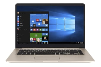 "ASUS 15.6"" VivoBook S15 Core i5-8250U 8GB RAM 512GB SSD GeForce MX130 2GB Notebook (K510UF-BQ298R)"