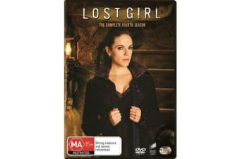 Lost Girl: Season 4 - DVD Region 4 Free Ship - Series Rare- Aus Stock DVD NEW